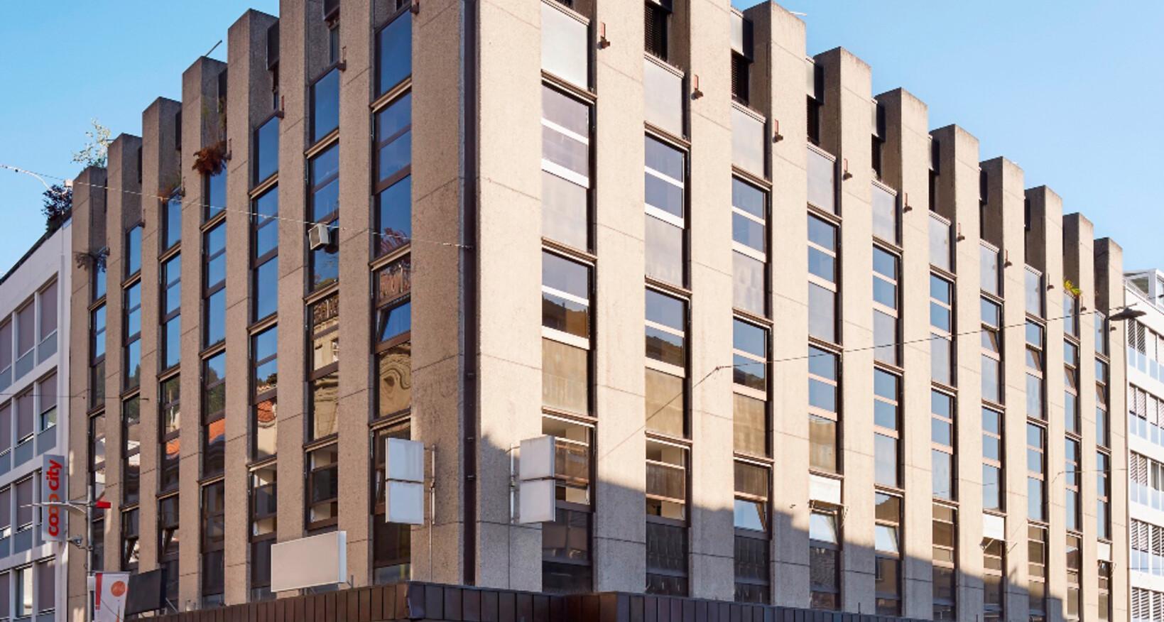 New office.ch bureaux modernes et développés avec 210 m2 emplacement