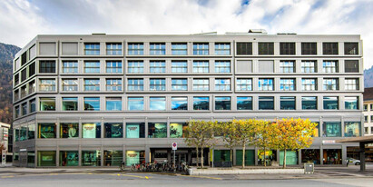 Impressive office space in the heart of Chur!