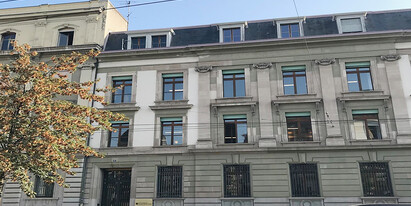 875 m² office space ideally located in the upmarket banking district in the heart of Geneva, this property boasts one of Switzerland's most exclusive addresses.