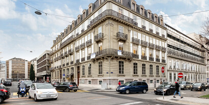 Luxury office space from 133 m² to 363 m² - Prime position