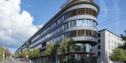 Impressive office space in the heart of Kriens