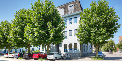 Centrally located in Solothurn, this 117 m² ground floor office space is available for rent.